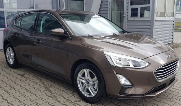 FORD Focus 1.0 EcoBoost 100 KM, M6 Trend Edition Business 5D