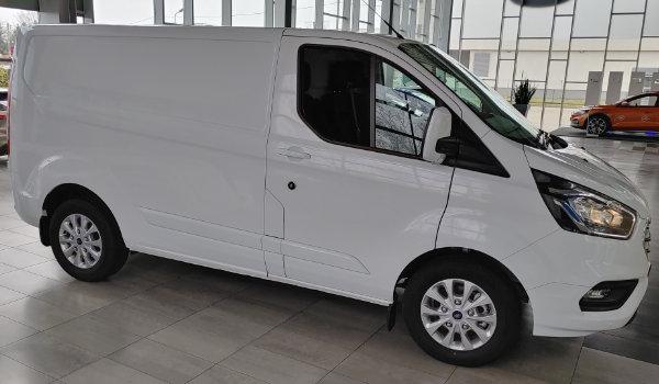 FORD Transit Custom MCA 2.0 EcoBlue 170 KM A6 Limited Van 320 L1